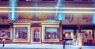 アークティック ライト ホテル - ロヴァニエミ - 建物