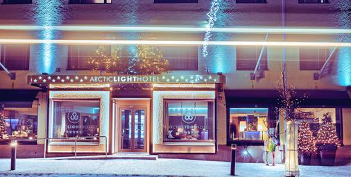 Arctic Light Hotel - Rovaniemi - Rakennus