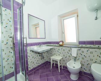 Palazzo Gargano - Prignano Cilento - Bathroom