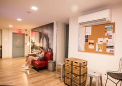 Jazz on Columbus Circle Hostel - New York - Ingresso