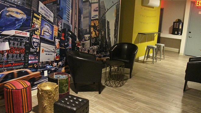Jazz on Columbus Circle Hostel - Nova York - Lounge