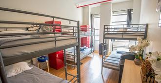 Jazz on Columbus Circle Hostel - New York - Bedroom