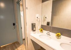 ジャズ オン コロンバス サークル ホステル - ニューヨーク - 浴室