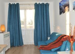 ENJOY! Apartments & Studios - Nekrasova - Balashikha - Sala de estar