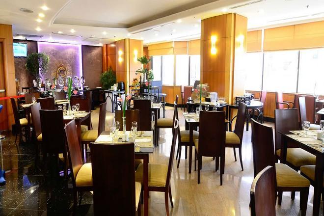 City Garden Hotel Makati - Μακάτι - Τραπεζαρία