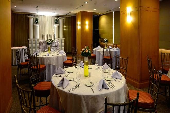 City Garden Hotel Makati - Μακάτι - Αίθουσα συνεδριάσεων