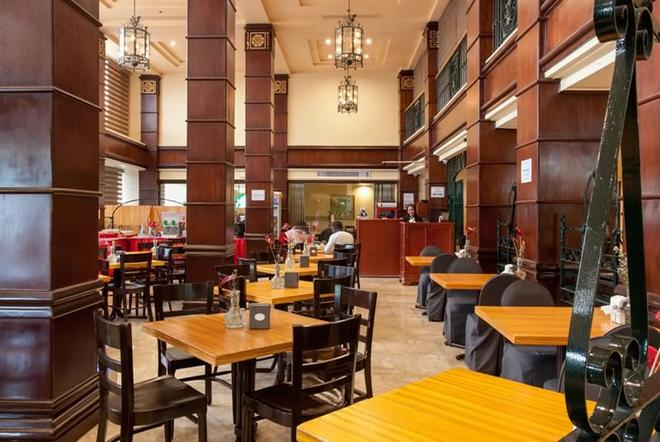 Bayview Park Hotel Manila - Manila - Restaurante