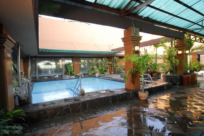Bayview Park Hotel Manila - Manila - Piscina