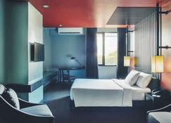 Amelie Hotel Manila - Manila - Bedroom