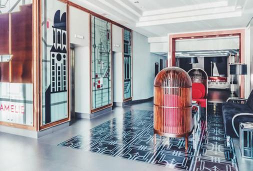 Amelie Hotel Manila - Manila - Lobby
