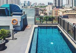馬尼拉艾米莉酒店 - 馬尼拉 - 馬尼拉 - 游泳池
