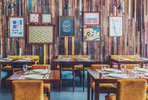 馬尼拉艾米莉酒店 - 馬尼拉 - 馬尼拉 - 餐廳