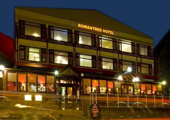 Rowantree Hotel - Oban - Edificio