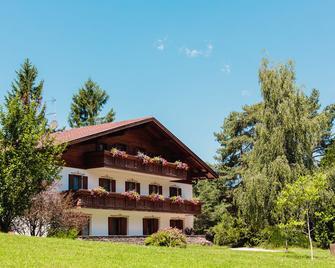 Hotel Waldsee - Deutschnofen - Gebouw