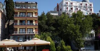Büyükada Comfort Hotel - Estambul - Edificio