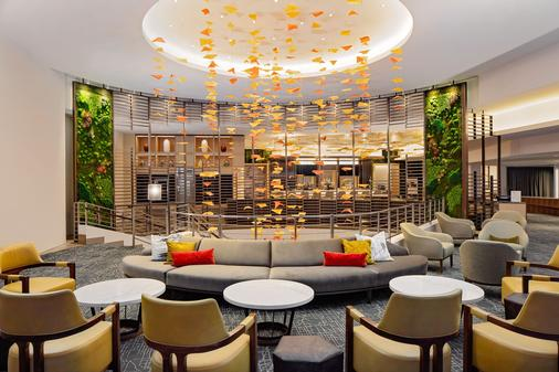 DoubleTree by Hilton Chicago - Magnificent Mile - Σικάγο - Σαλόνι