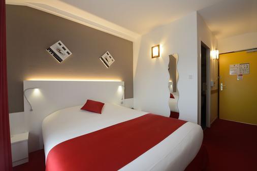 The Originals City, Hôtel Loval, Brest (Inter-Hotel) - Brest - Schlafzimmer