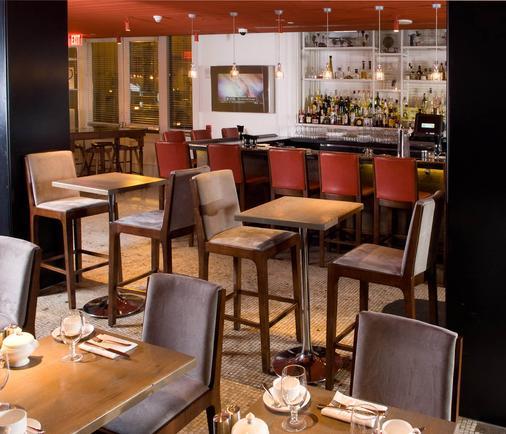 艾姆斯波士頓酒店 - 希爾頓 Curio 精選系列 - 波士頓 - 波士頓 - 酒吧