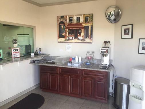 Highland Inn - Las Vegas - Kitchen