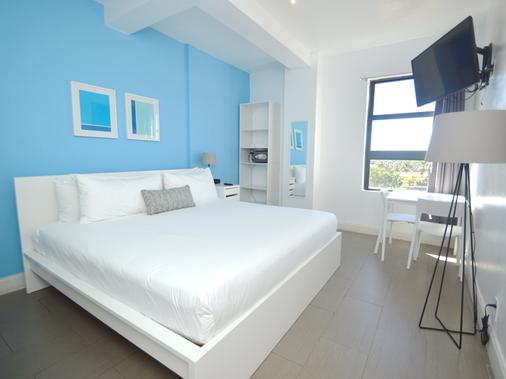 Design Suites Hollywood Beach Resort - Hollywood - Schlafzimmer