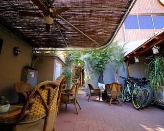 Sunset Inn - Eilat - Patio