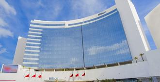 Hilton Tanger City Center Hotel & Residences - Tangier - Building