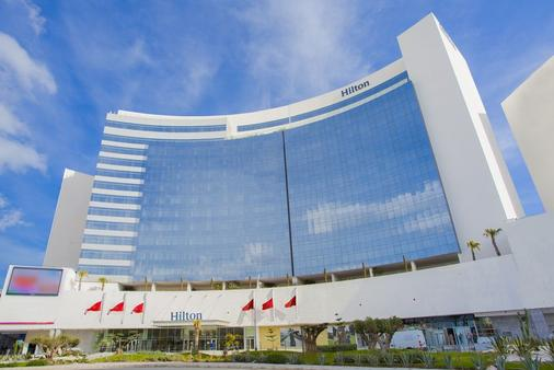 Hilton Tanger City Center Hotel & Residences - Tanger - Rakennus