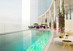 Hilton Tanger City Center Hotel & Residences - Tangier - Pool