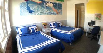 Venice Beach Hostel - לוס אנג'לס - חדר שינה