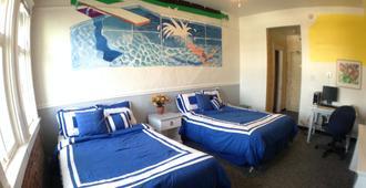 Venice Beach Hostel - Los Angeles - Bedroom
