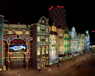 Bally's Atlantic City Hotel & Casino - Atlantic City - Building
