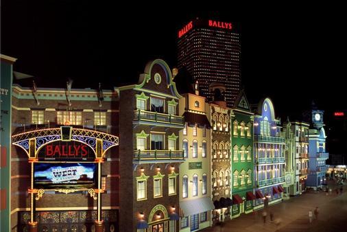 Bally's Atlantic City Hotel & Casino - Atlantic City - Rakennus