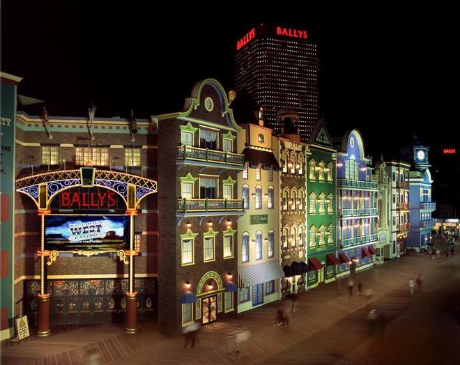 Bally's Atlantic City Hotel & Casino - Atlantic City - Κτίριο