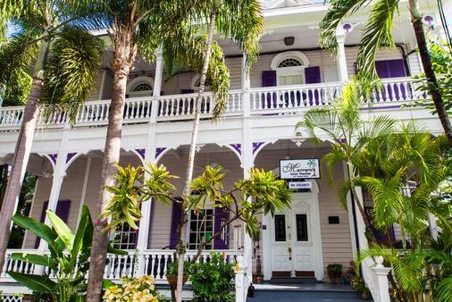 Marreros Guest Mansion - Adult Only - Key West - Rakennus