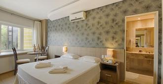 Continental Inn - פוז דו איגוואסו - חדר שינה