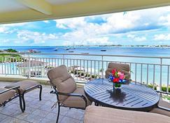 The Villas At Simpson Bay Beach Resort And Marina - Simpson Bay - Balcony