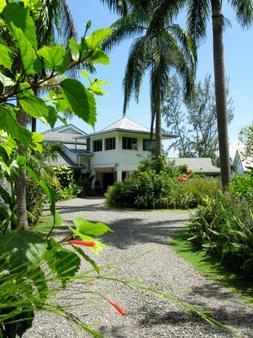 Hotel Mocking Bird Hill - Port Antonio - Rakennus