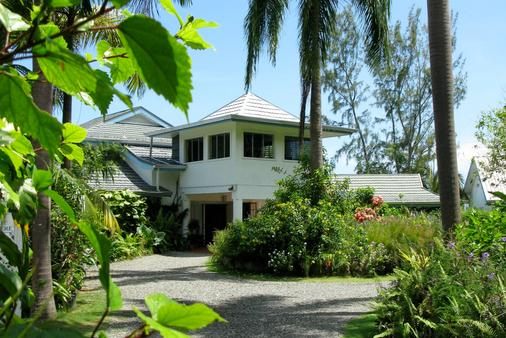 Hotel Mocking Bird Hill - Port Antonio - Gebäude