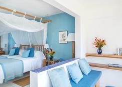 هوتل موكينج بيرد هيل - بورت أنطونيو - غرفة نوم