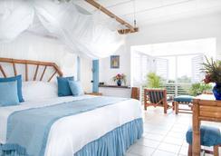 Hotel Mocking Bird Hill - Port Antonio - Makuuhuone