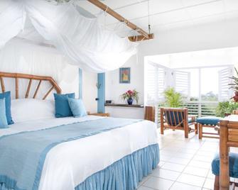 Hotel Mocking Bird Hill - Port Antonio - Bedroom