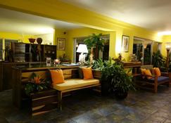 Hotel Mocking Bird Hill - Port Antonio - Lobby