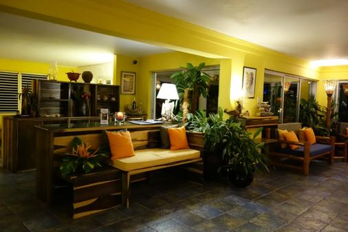 Hotel Mocking Bird Hill - Port Antonio - Aula