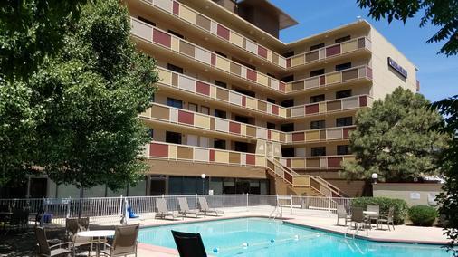 The Hotel Blue - Albuquerque - Building