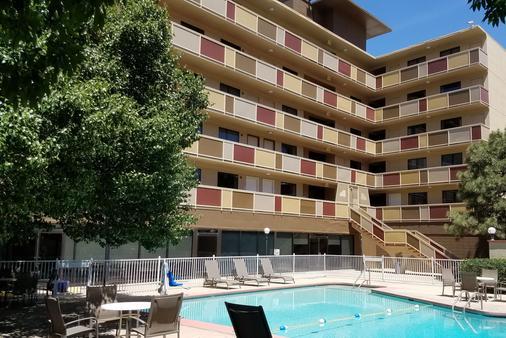The Hotel Blue - Albuquerque - Toà nhà