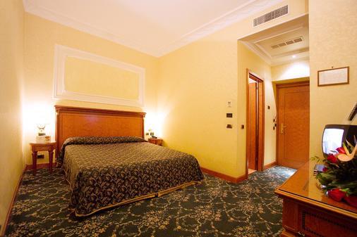 Dei Consoli Hotel - Rome - Bedroom