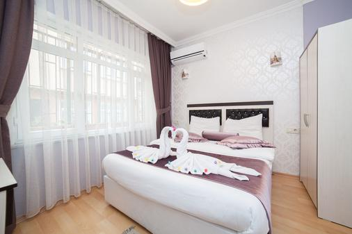 Bright Apart Hotel - Istanbul - Phòng ngủ