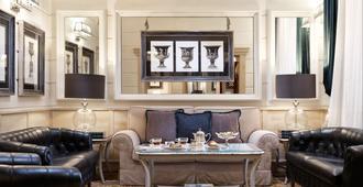 Hotel Barocco - Roma - Area lounge