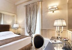 Hotel Barocco - Rome - Bedroom