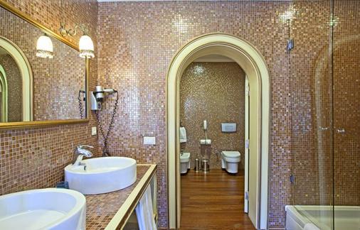 薩爾瑪姬斯度假村和水療中心 - 波德倫 - 博德魯姆 - 浴室